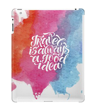 Печать на чехлах iPad